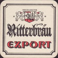 Pivní tácek ritterbrau-10-zadek-small