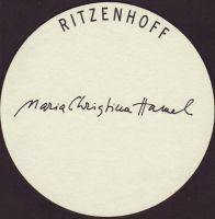 Beer coaster ritzenhoff-1