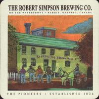 Beer coaster robert-simpson-4-small