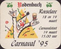 Beer coaster rodenbach-107-small