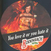 Pivní tácek rodenbach-11