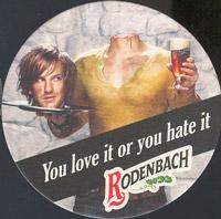 Pivní tácek rodenbach-12