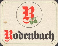 Pivní tácek rodenbach-2