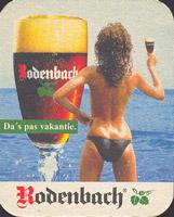 Beer coaster rodenbach-21