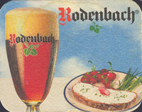 Beer coaster rodenbach-22