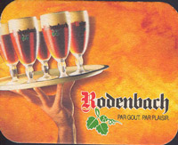 Beer coaster rodenbach-23