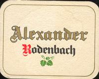Pivní tácek rodenbach-25