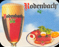 Beer coaster rodenbach-26