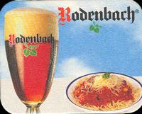 Beer coaster rodenbach-28