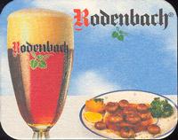 Beer coaster rodenbach-34