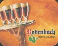 Beer coaster rodenbach-40-small