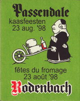 Beer coaster rodenbach-70-small