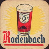 Beer coaster rodenbach-75-small