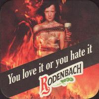 Beer coaster rodenbach-87-small