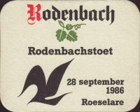 Beer coaster rodenbach-91-small