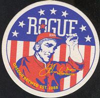 Beer coaster rogue-ales-1