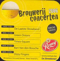 Beer coaster roman-15