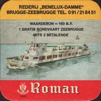 Beer coaster roman-40-small