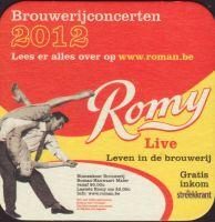 Beer coaster roman-66-small