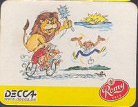 Beer coaster roman-7