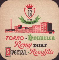 Beer coaster roman-77-small