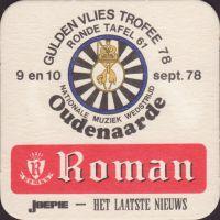 Beer coaster roman-79-small