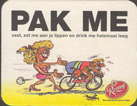 Beer coaster roman-8