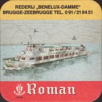 Beer coaster roman-85-small