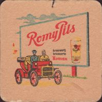 Beer coaster roman-86-small