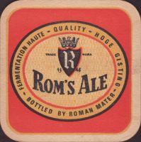 Beer coaster roman-88-small