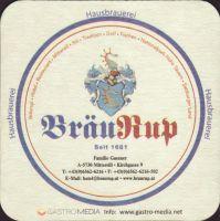 Pivní tácek rupp-brau-7
