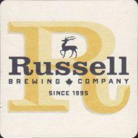Pivní tácek russell-1-small