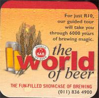 Beer coaster sab-2