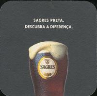 Pivní tácek sagres-1