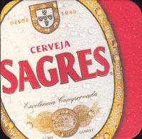 Pivní tácek sagres-5