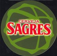 Pivní tácek sagres-6