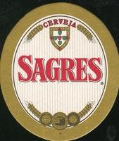 Pivní tácek sagres-7