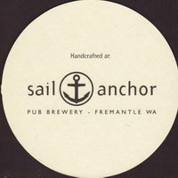 Beer coaster sail-anchor-2-zadek-small