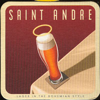 Beer coaster saint-andre-1