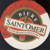 Pivní tácek saint-omer-1