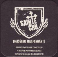 Pivní tácek sainte-cru-1
