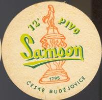 Pivní tácek samson-1