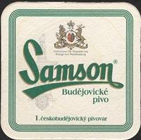 Pivní tácek samson-10