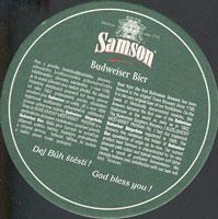 Pivní tácek samson-11-zadek