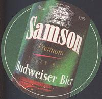 Pivní tácek samson-11