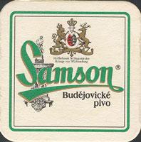 Pivní tácek samson-14