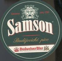Pivní tácek samson-2