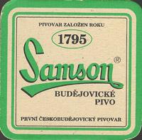 Pivní tácek samson-24