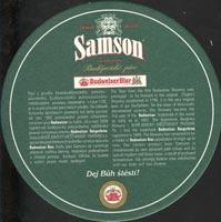 Pivní tácek samson-3-zadek