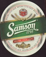 Pivní tácek samson-37-oboje-small